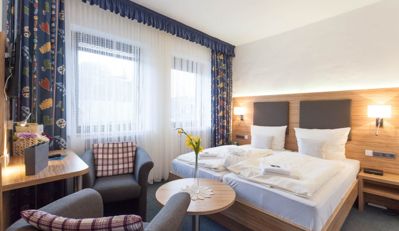 Doppelzimmer Hotel Garni Zur alten Post Willingen