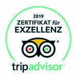 Tripadvisor zertifikat 2019